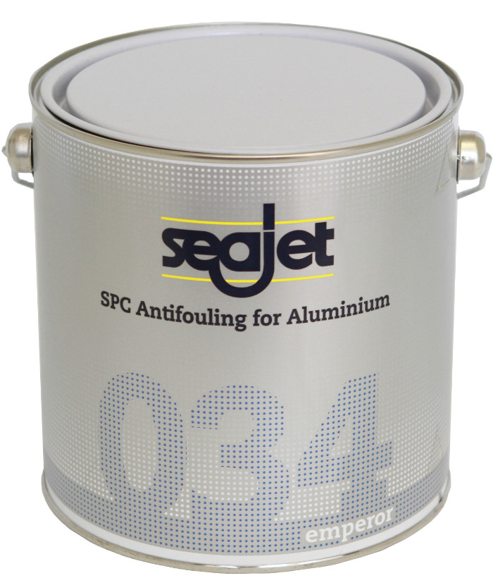 Antifouling paint Seajet 034 EMPEROR 0.75L Red