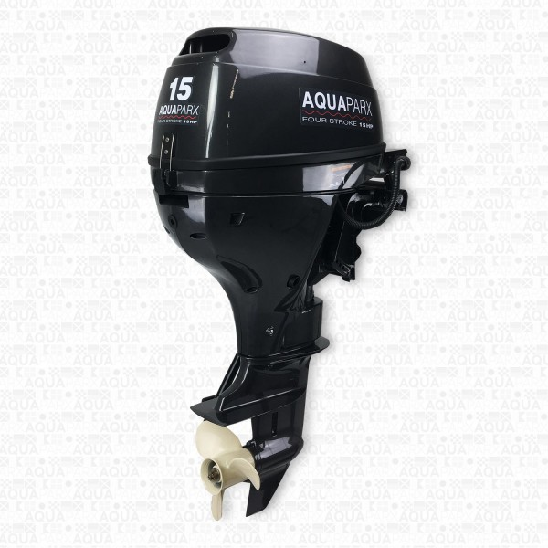 15 HP OUTBOARD MOTOR - GASOLINE