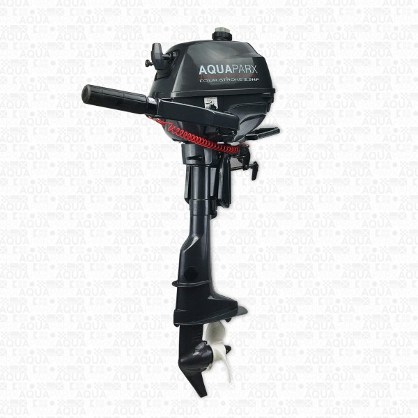 2.5 HP OUTBOARD MOTOR - GASOLINE