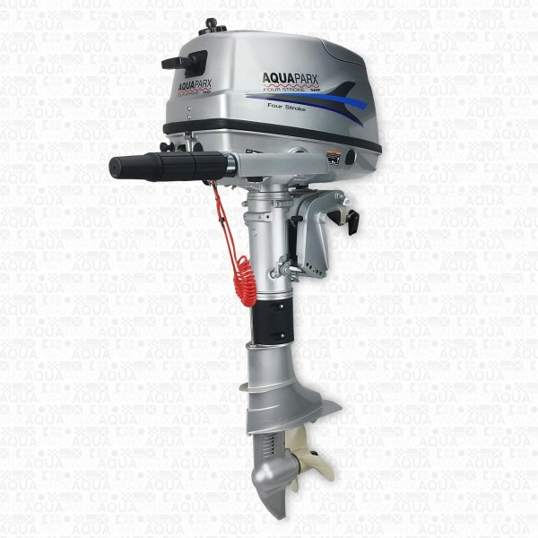 5 HP OUTBOARD MOTOR - GASOLINE