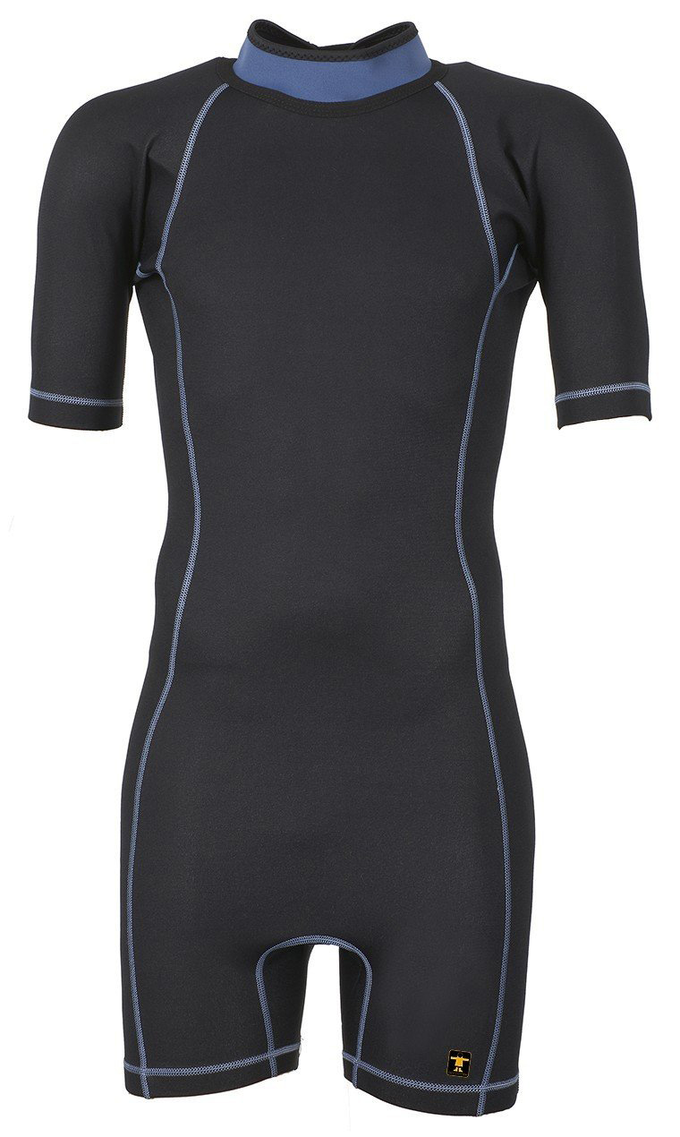 UNISEX ALOHA HOT SKIN SHORTY WETSUIT