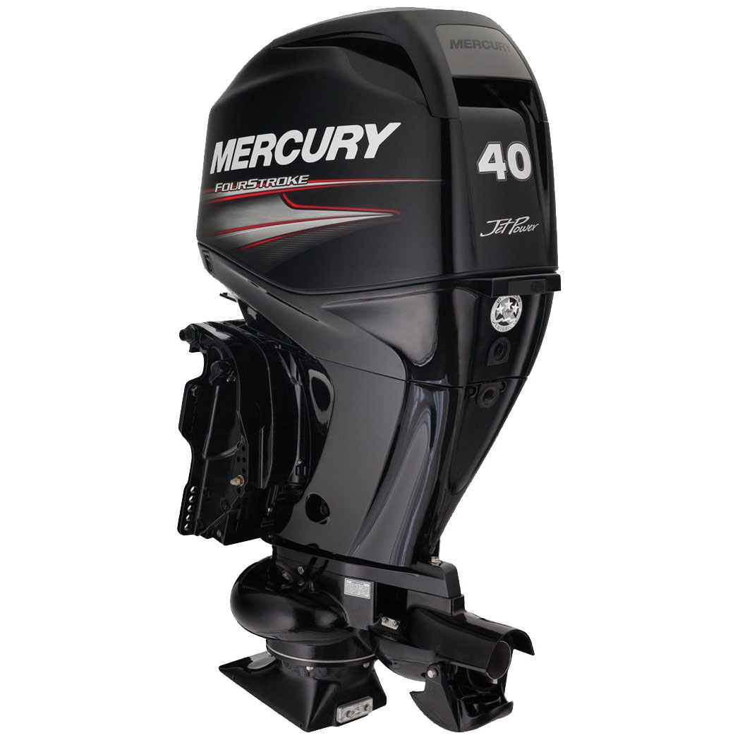 Jet outboard engines