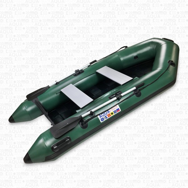 RIB280 PRO INFLATABLE MOTOR BOAT GREEN