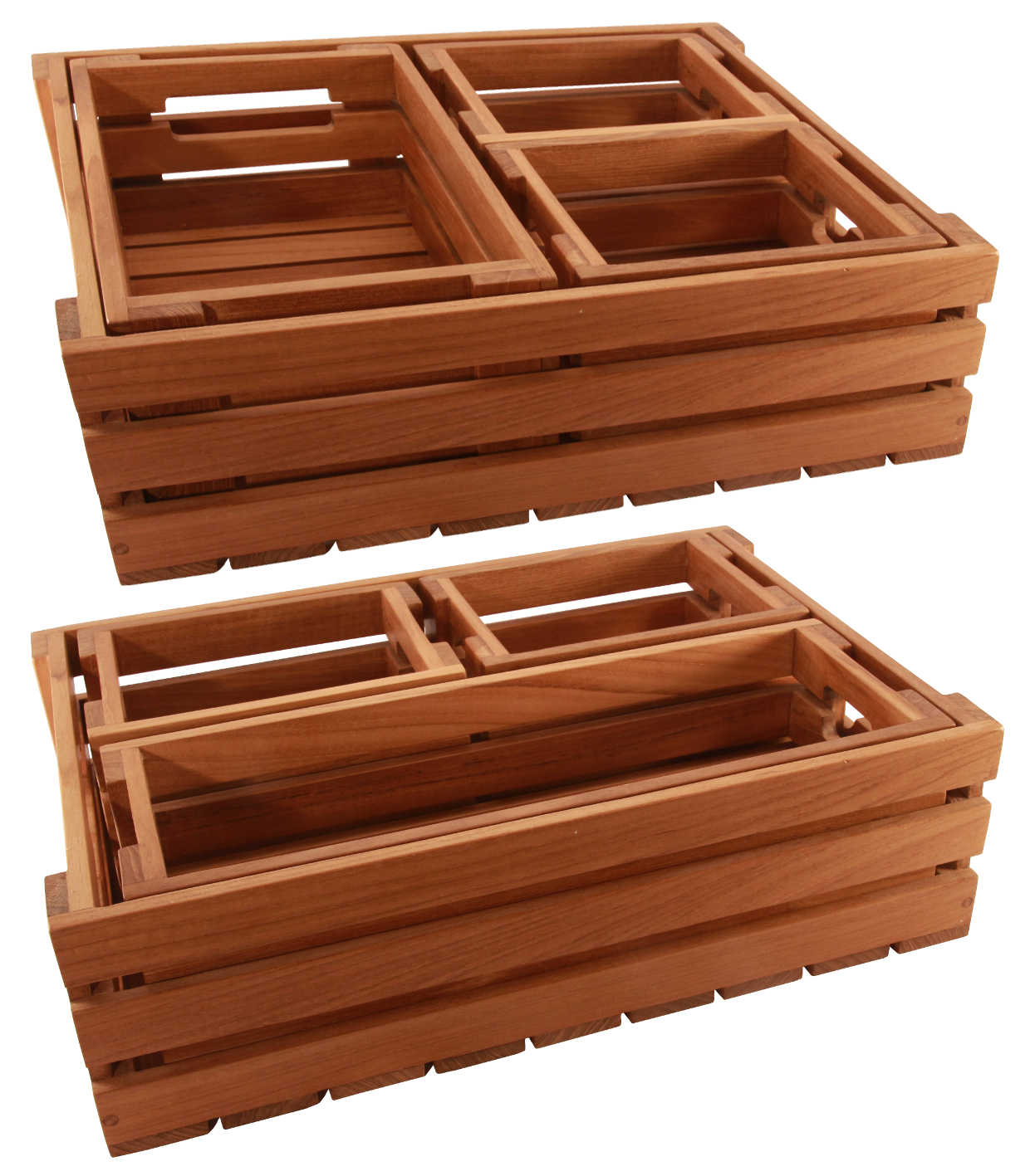 Storage boxes EUDE Nautic – Model D 20x14x12cm