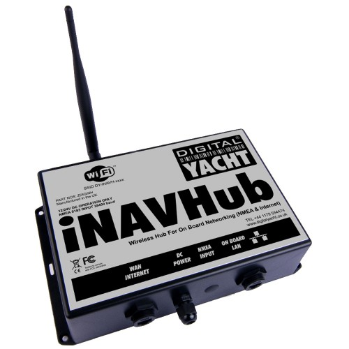 INAVHUB WIFI ROUTER AND NMEA WIFI SERVER